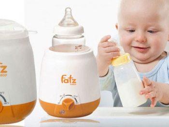 Cách sử dụng máy hâm sữa Fatz hiệu quả